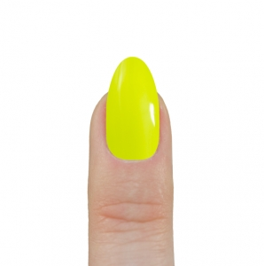 Żel hybrydowy Brush-On 21 NEON YELLOW 7ml