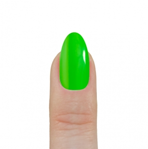 Żel hybrydowy Brush-On 22 NEON GREEN 7ml