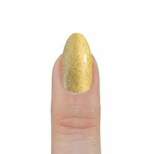 Żel hybrydowy Brush-On 17 GOLDEN BLING 7ml